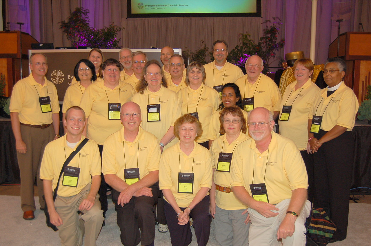 Delegation from Southeastern Iowa Synod