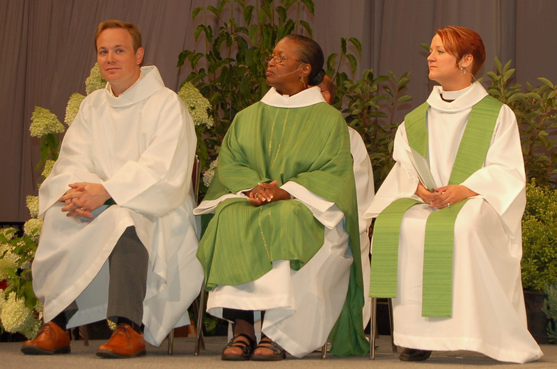 (left to righ) Jonathan Strommen-Campbell, Pr. Natacha Kemp, Pr. Megan Torgerson