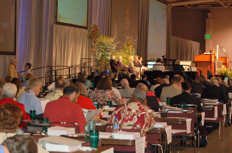 Plenary session three