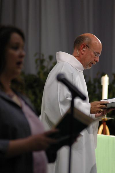 The Rev. Robert Schaefer, Executive for Worship