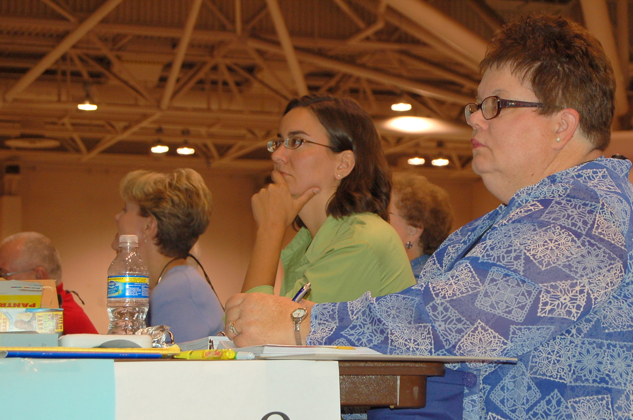Voting members of the Northern Illinois Synod