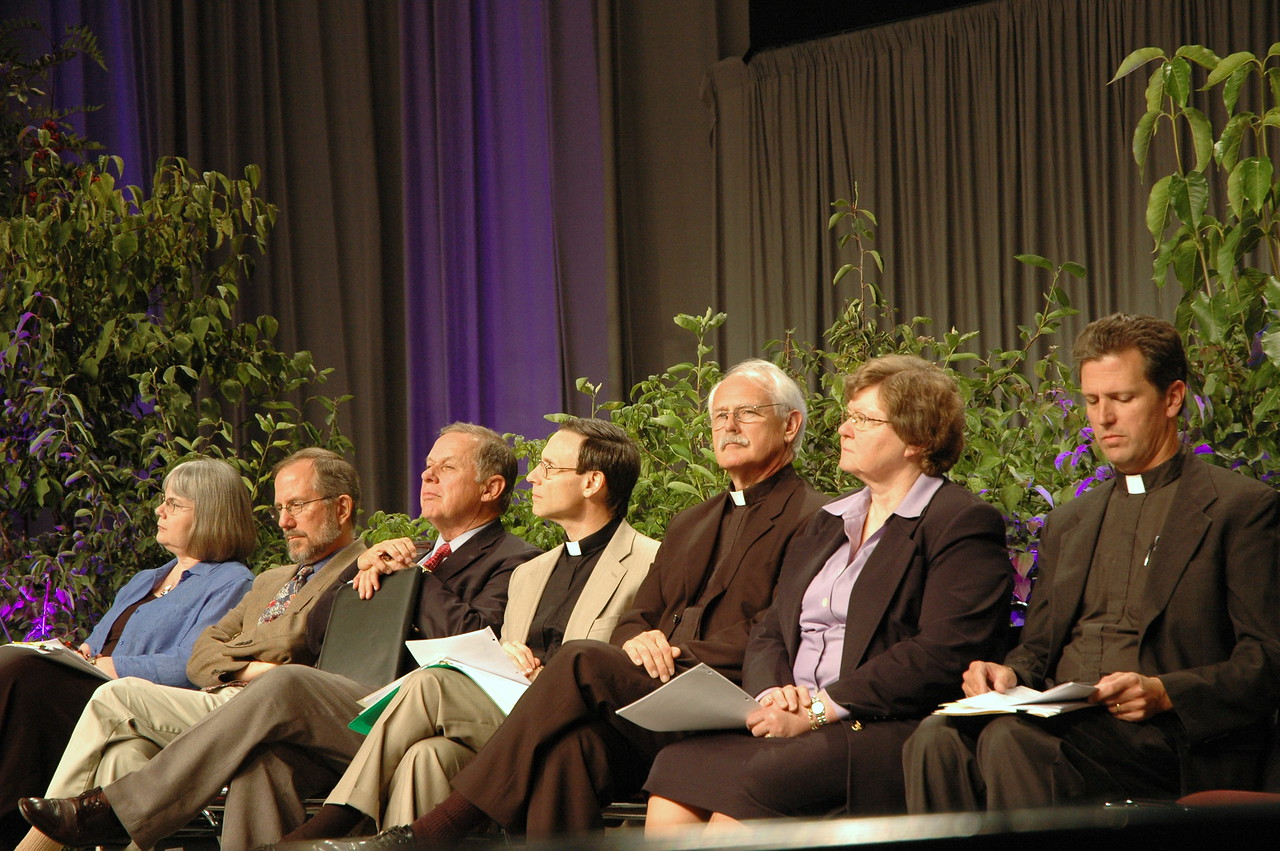 Human Sexuality Task Force Committee Members.