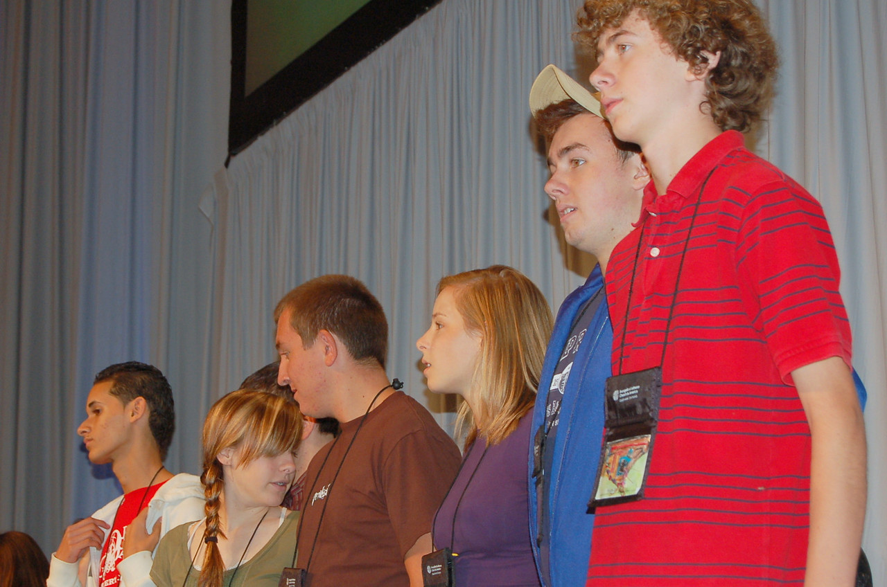 Youth Convocation.