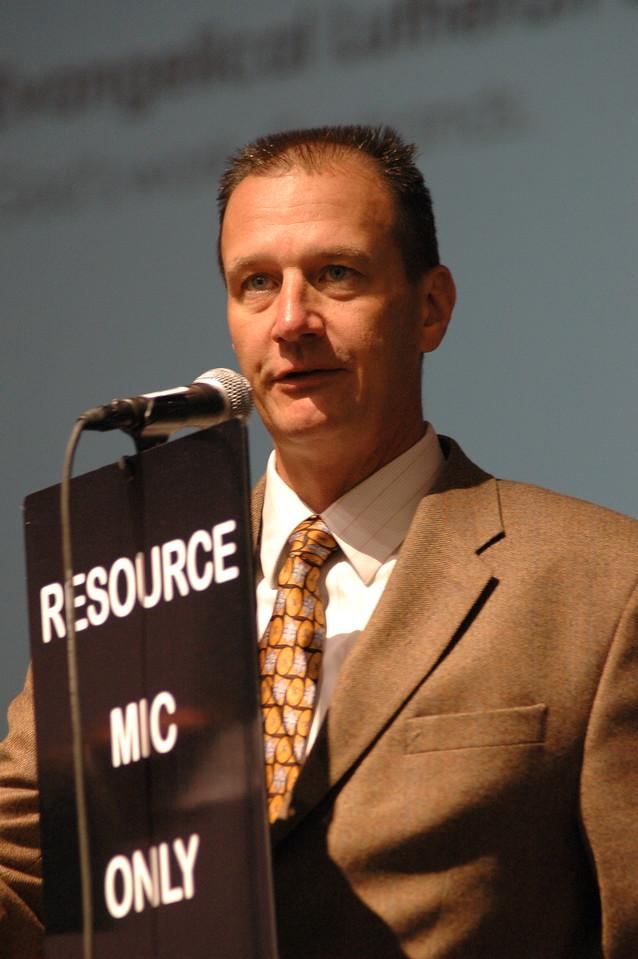 Pastor Bill Tesch, South Dakota Synod
