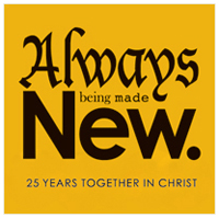 CWA 2013 Theme: Always being made new.