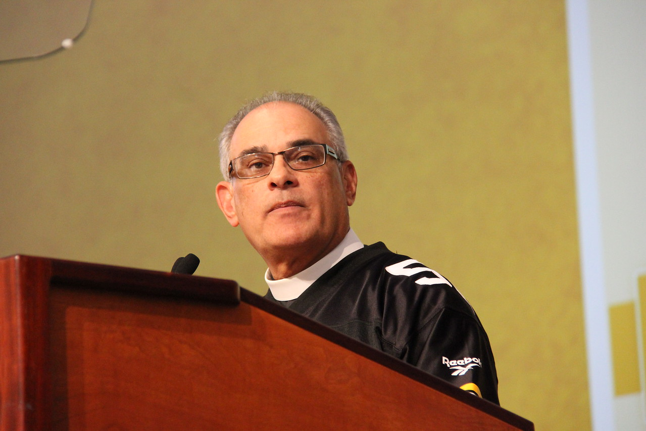 The Rev. Rafael Malpica Padilla, executive director of the Global Mission unit, shares the global church report.
