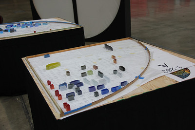 Voting members at the 2013 Assembly will help create a stained glass window.