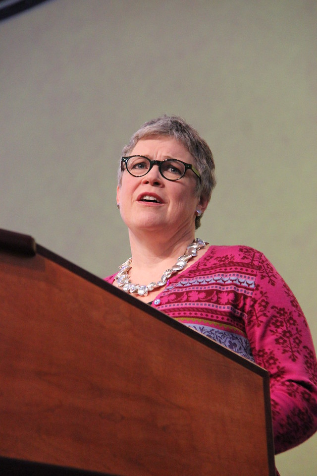 MaryAnn Anderson, an ELCA member from Minneapolis, provides additional background on the 25th Anniversary Campaign.