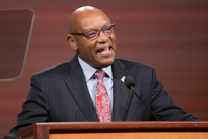 081216 - New Orleans, LA - The 2016 Churchwide Assembly Plenary Session Eight. William Horne elected new vice president