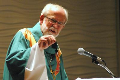 Presiding Bishop Mark S. Hanson