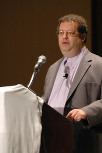 Michael Organ during plenary session three