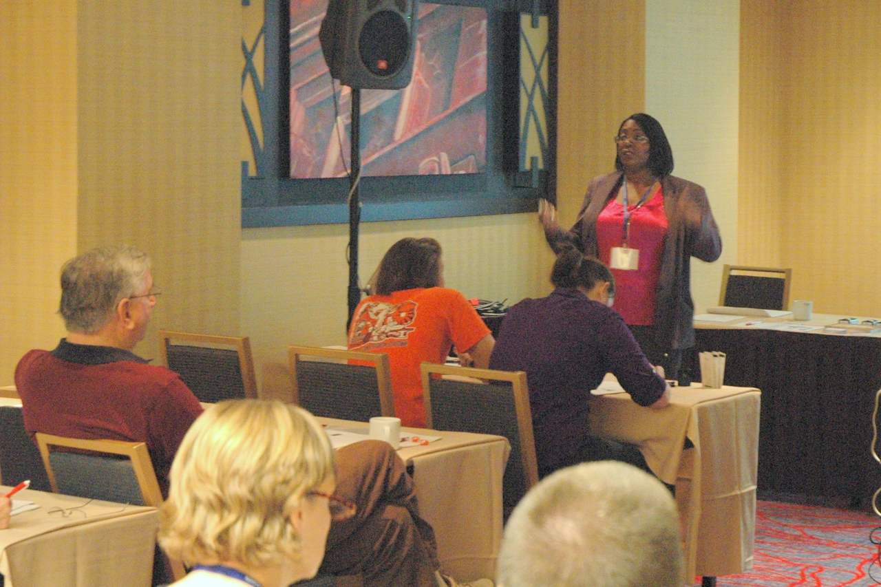 "Pam Wedgeworth, Managing Director and Owner, Wedgeworth Business Communications, presents ""Delivering a Great Flip Video"""