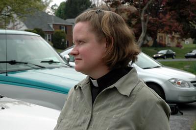 Pastor Kathleen Baker, Good Shepherd Lutheran Church, Harrisburg (Paxtang), Pa.