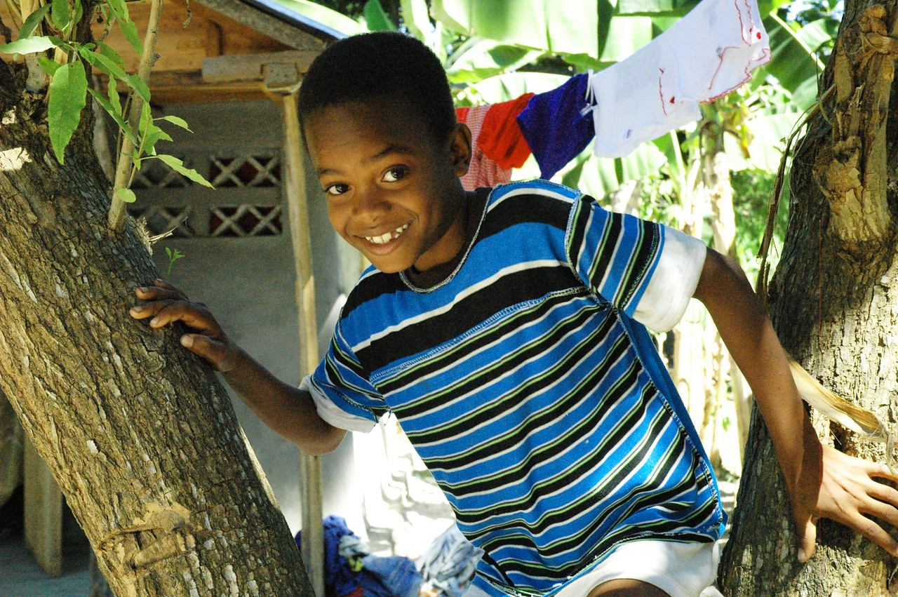 The ELCA's 5-year strategy to rebuild the livelihoods of Haitians after the 2010 earthquake includes income-generating activities in rural communities focused on re-capitalizing families who received friends and relatives displaced after the earthquake.