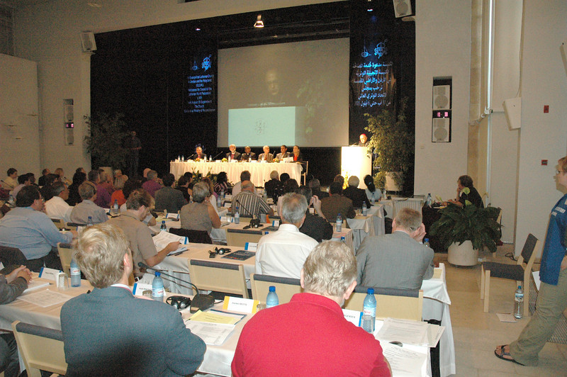 The Lutheran World Federation Council met Aug. 31-Sept. 6 in Jerusalem and Bethlehem.  Bishop Mark Hanson, ELCA presiding bishop and LWF president, presided over the council proceedings.