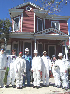 "A group of students from Valparaiso University, Valparaiso, Ind., are taking part in 2007 ""What a Relief!"" -- an opportunity for students to spend their spring break helping survivors of the 2005 hurricane season rebuild. Lutheran Disaster Response is organizing What a Relief! Valparaiso is an independent Lutheran university."