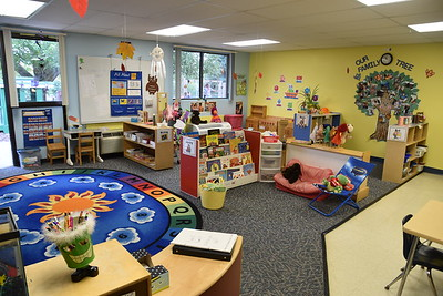 ELC Classrooms and Facilities