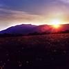 Blencathra Sunset