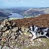 Cassie On Mellbreak's North Summit