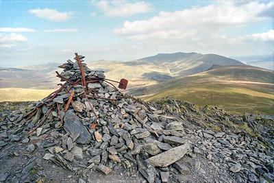 Skiddaw Little Man Cairn