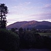 Skiddaw In Evening Light