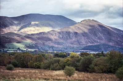 Skiddaw And Ullock Pike