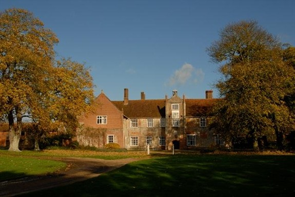 Bruisyard Hall.