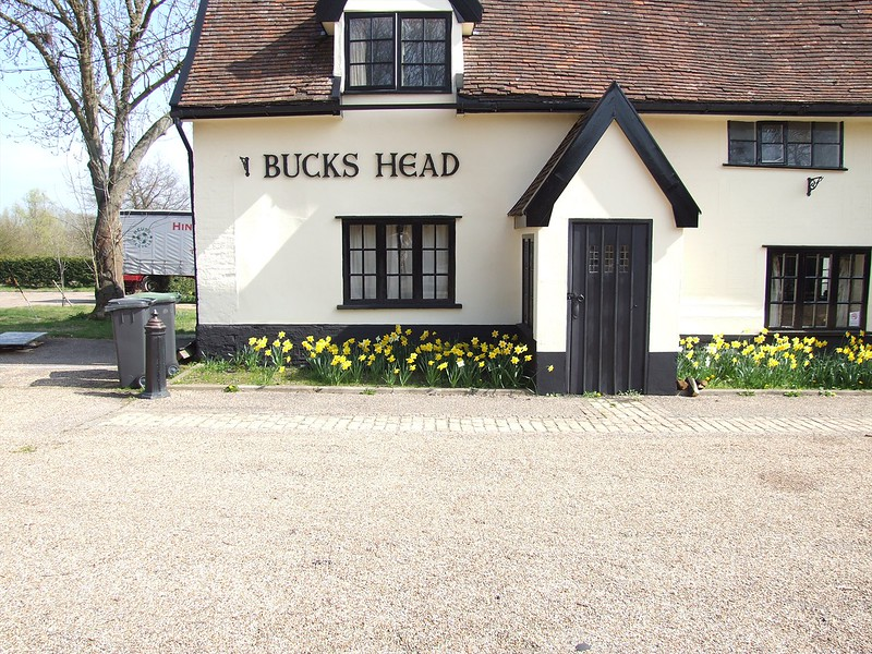 ELD pub garden