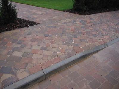 Path paving details.