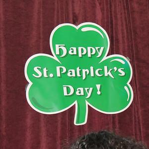 ST. PATRICK'S DAY • 03.17.12