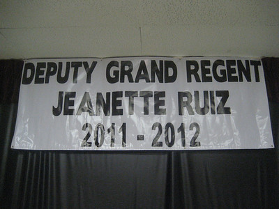 WOMEN OF THE MOOSE • JEANETTE RUIZ, DEPUTY GRAND REGENT • 10.22.11