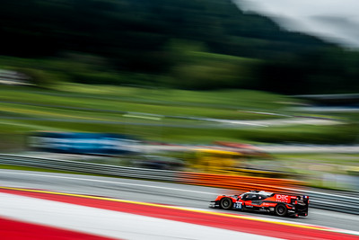Car #28 P. Lafargue, P. Chatin, P. Pilet, IDEC Sport during free practice ahead of qualifying for the 4 hours of the Red Bull Ring