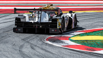 Nielsen Racing Team at the Red Bull Ring, 2021