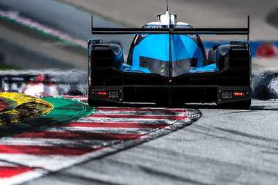 Car #17, IDEC Motorsport