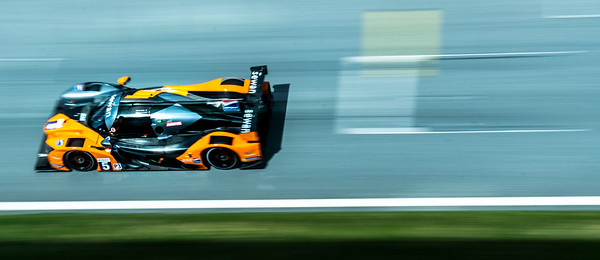 Car #5 MV2S Racing during free practice ahead of qualifying for the 4 hours of the Red Bull Ring