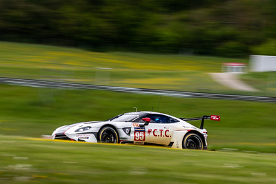Car #95 J. Hartshorne / J. Adam / O Hancock, TF Sport Team,  Qualifying for the 4 Hours of the Red Bull Ring