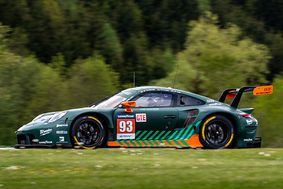 Car #93 M. Fassbender / F Laser / R. Lietz, Proton Competition Team, Qualifying for the 4 Hours of the Red Bull Ring