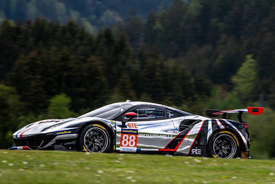 Car #88 F. Perrodo, E. Collard, A. Rovera, AF Corse, Qualifying for the 4 Hours of the Red Bull Ring