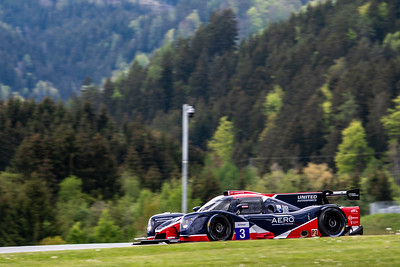 LMP3, Car #3, James McGuire (USA) / Duncan Tappy (GBR) / Andrew Bentley (GBR), United Autosport, Qualifying for the 4 hours of the Red Bull Ring