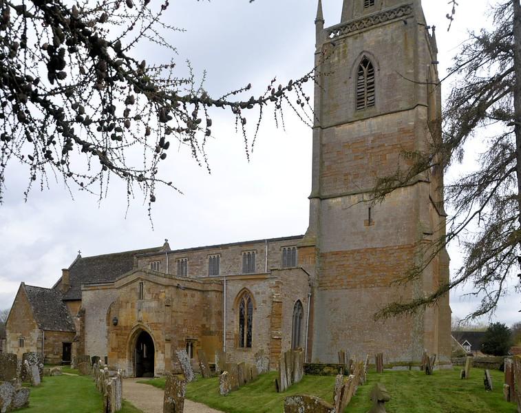 Tredington, St Gregory's Church