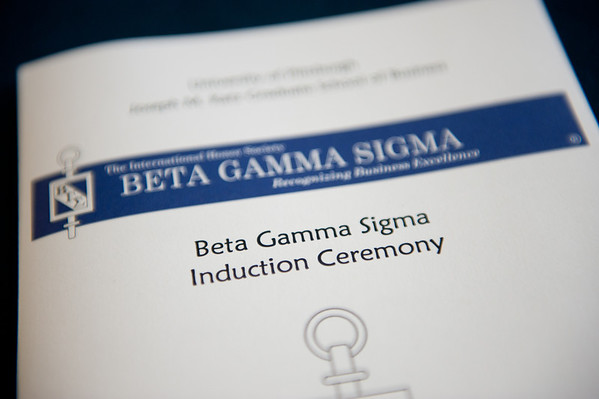 EMBA Graduation 2011