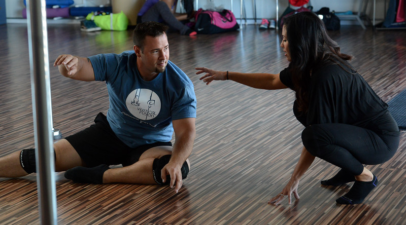 CO-ED Embrace the Floor Workout of the Week
