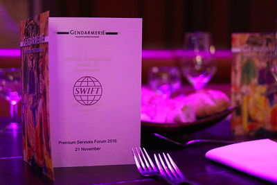 PSF 2016 (SWIFT Premium Services Forum)