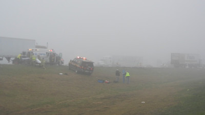 DELANO TOWNSHIP MM 134 INTERSTATE 81 VEHICLE ACCIDENT 4-19-2011 PICTURES AND VIDEOS BY COALREGIONFIRE
