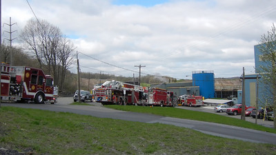FRAILEY TOWNSHIP COGEN BUILDING FIRE 4-30-2011 PICTURES AND VIDEOS BY COALREGIONFIRE