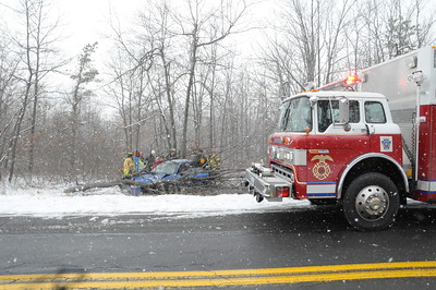RYAN TOWNSHIP VEHICLE ACCIDENT 1-8-2011 PICTURES AND VIDEOS BY COALREGIONFIRE