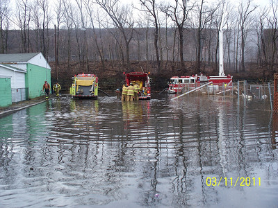 GILBERTON PUMPING OPERATIONS 2ND OPERATION PERIOD 3-11-2011 PICTURES BY MINERSVILLE FIRE-RESCUE