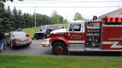 BUTLER TOWNSHIP VEHICLE ACCIDENT 5-14-2011 PICTURES AND VIDEOS BY COALREGIONFIRE