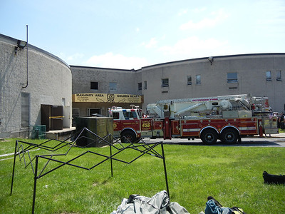 MAHANOY AREA H.S. FIRE MAHANOY TOWNSHIP 5-30-2011 PICTURES AND VIDEO BY COALREGIONFIRE