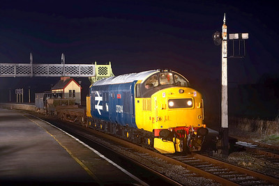 37314 stands at Swanwick Junction during an EMRPS Photo Charter on 03/02/2007.
